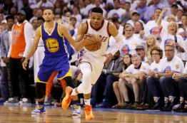 چهارمین مسابقهی فینال کنفرانس غرب NBA در سال 2016