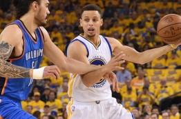 دومین بازی فینال کنفرانس غرب NBA در سال 2016