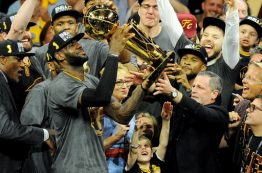 فینال NBA؛ کلیولند کولیرز با نخستین قهرمانی خود تاریخ ساز شد