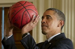 امکان تیم داری باراک اوباما در NBA