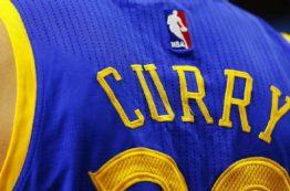 پیراهن استفن کری و کالاهای کلیولند در صدر پرفروش ترین های NBA