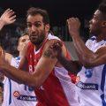 شکست تیم بسکتبال ایران مقابل یونان در اولین بازی انتخابی المپیک 2016