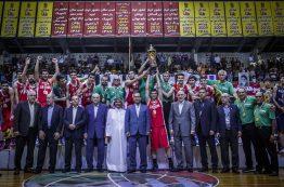 فینال بسکتبال قهرمانی جوانان آسیا؛ ایران قهرمان شد