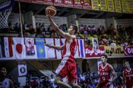 نتایج مسابقات بسکتبال قهرمانی جوانان آسیا در 22 جولای 2016