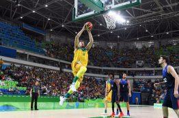 مسابقات بسکتبال المپیک ریو آغاز شد