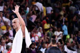 پایان کار مانو جینوبلی در تیم ملی بسکتبال آرژانتین