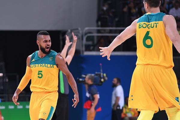 نتایج یک چهارم نهایی مسابقات بسکتبال المپیک 2016