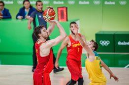 تیم بسکتبال اسپانیا مدال برنز المپیک 2016 ریو را کسب کرد