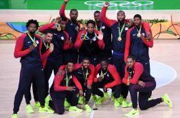 تیم بسکتبال امریکا قهرمان المپیک ریو 2016 شد
